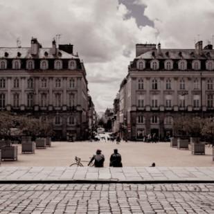 Hommes à Rennes