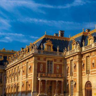 Hommes à Versailles