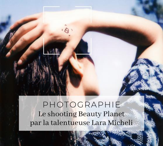 Interview photographe polaroid beauty planet