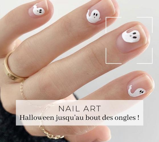 Nail Art Beauty Planet Halloween